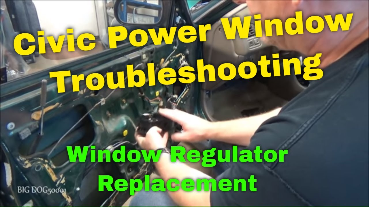 2000 civic door wiring diagram honda power window troubleshooting civic 1996 2000  with icu  power window troubleshooting civic 1996