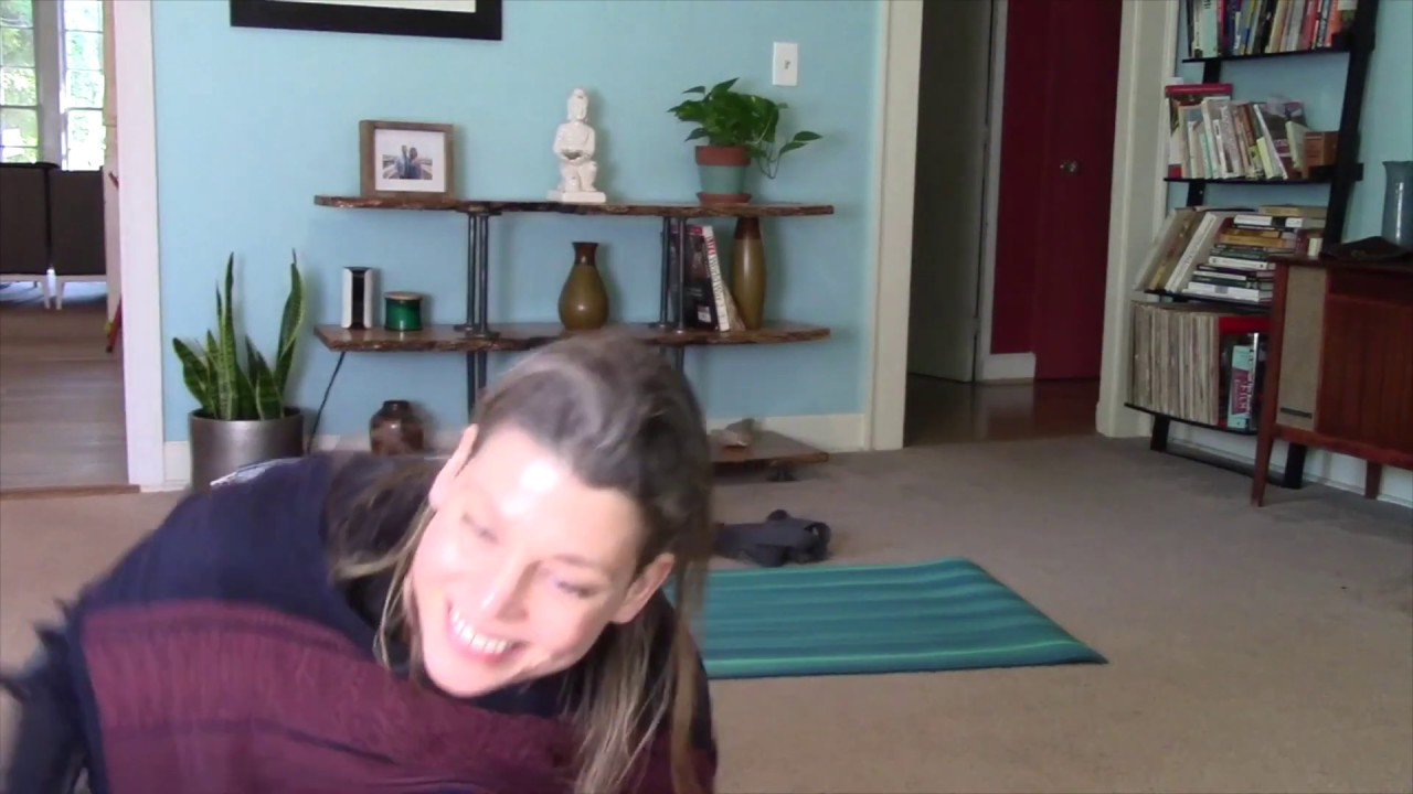 Yoga for Breast Cancer - Restore Me Yoga Video