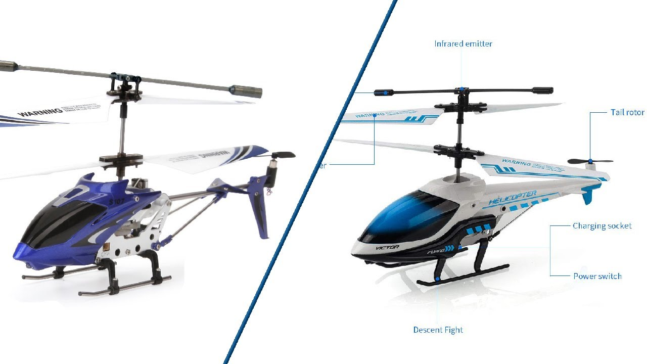 20 Best RC Helicopter 2019 You Should Know Before Buy - PikRoll