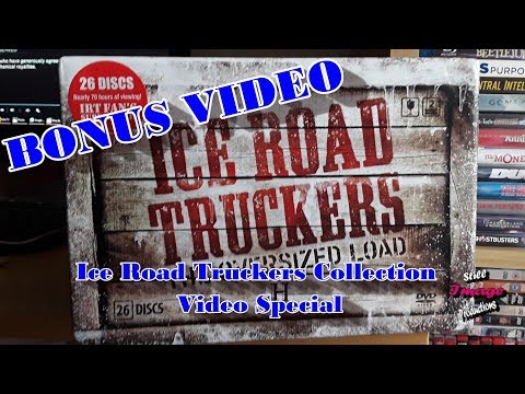 Ice Road Truckers Collection Special - February 18th 2018