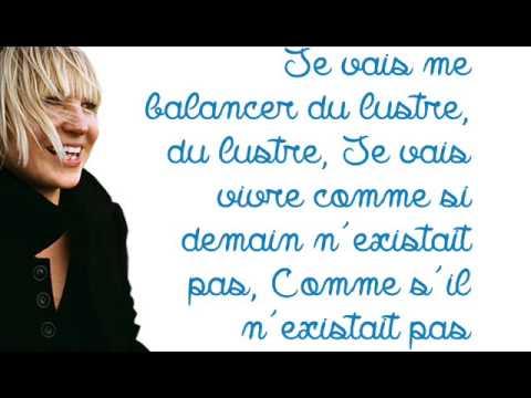 Sia - Chandelier (Traduction Française) - YouTube