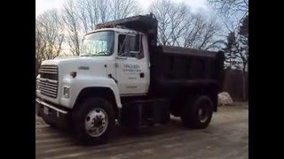 94 Ford L9000 Dump Truck