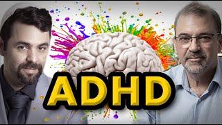 ADHD, ריטלין, החיים המודרניים והשפעתם על המוח של כולנו - שיחה עם הניורולוג פרופ' נתן ווטמברג