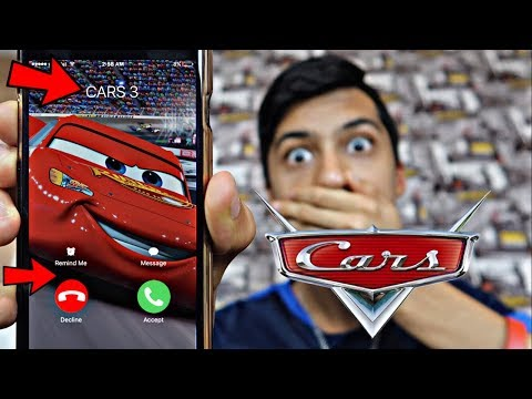 CALLING CARS 3 *OMG HE ACTUALLY ANSWERED*