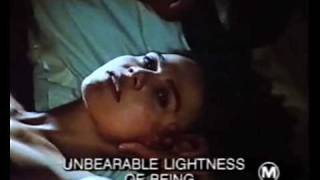 The Unbearable Lightness of Being (1988) - Trailer