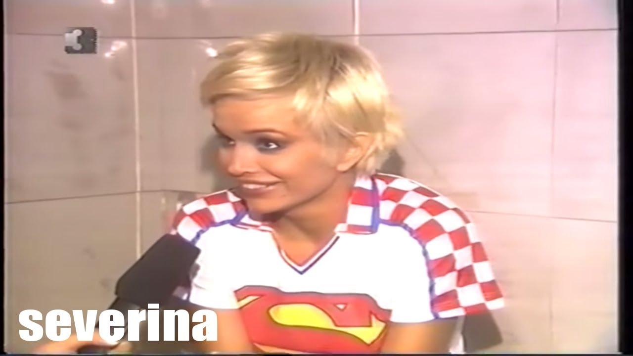 SEVERINA - STARI HAJDUKOV STADION (INTERVIEW 2000.)