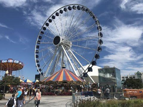 Navy Pier - Chicago 2016 4K UHD