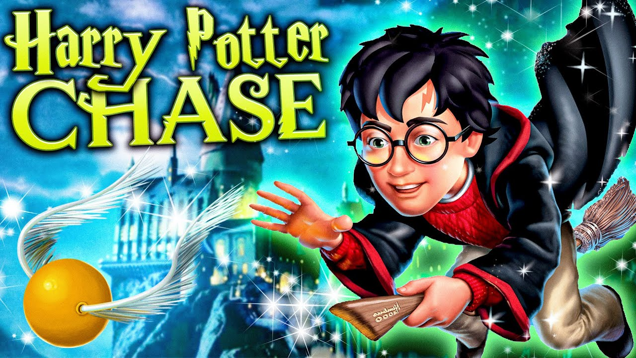 Download Harry Potter Chase // Brain Break Game - Movement Activity