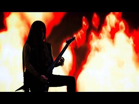Suffocated - guitarist Wu Peng (HDR Combat Knife)