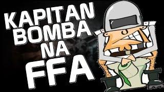 KapitanBomba na FFA! - CS:GO Troll na FFA