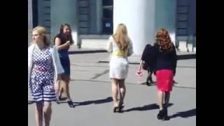 Когда твоя девушка поймала букет невесты)