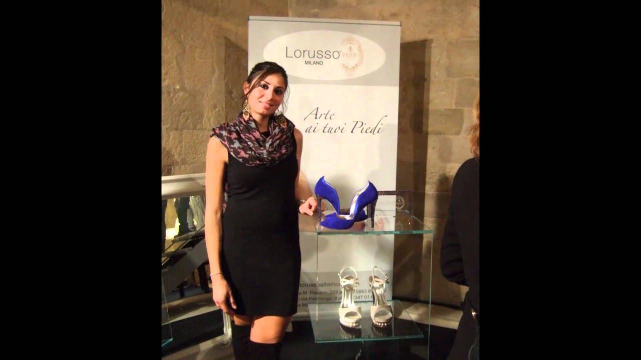 Scarpe Sposa Lorusso.Lorusso Alta Moda Trani Milano Wmv Youtube