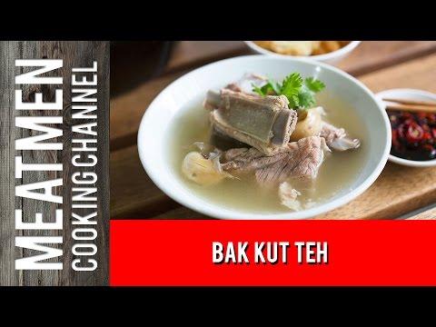 Bak Kut Teh (肉骨茶)