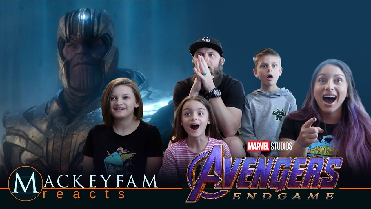 Download Marvel Studios' Avengers: Endgame | Special Look- REACTION and REVIEW!!!