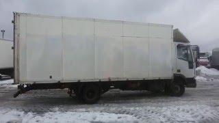 Видео-обзор: Грузовик фургон IVECO EuroCargo ML80E1 (от «Трак-Платформа»)