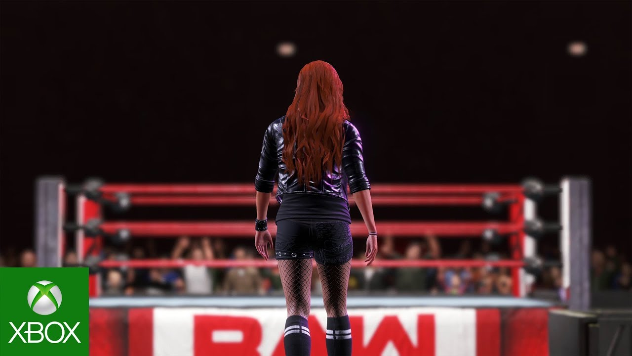 WWE 2K20 Step Inside Trailer