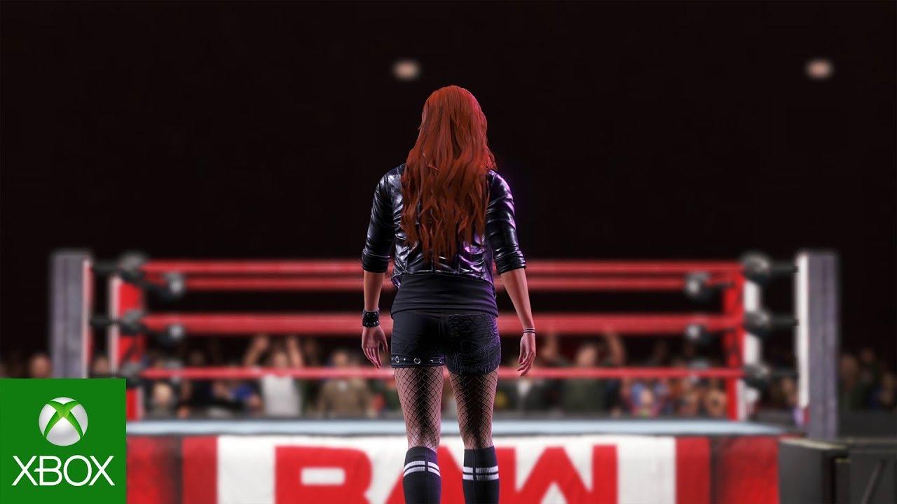 WWE 2K20 Step Inside Trailer