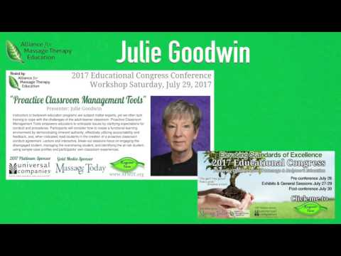 Julie Goodwin & Ruth Werner | 2017 Educational Congress Interviews