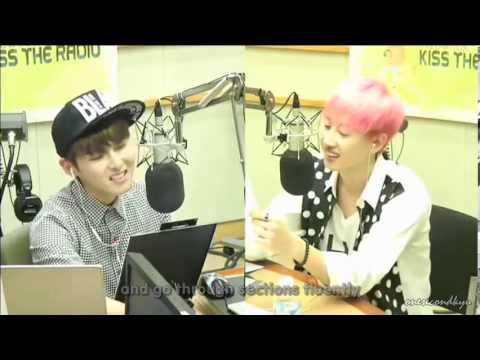 ENGSUB 130821 KTR Ryeowook And Eunhyuk's 7 Years Of Love