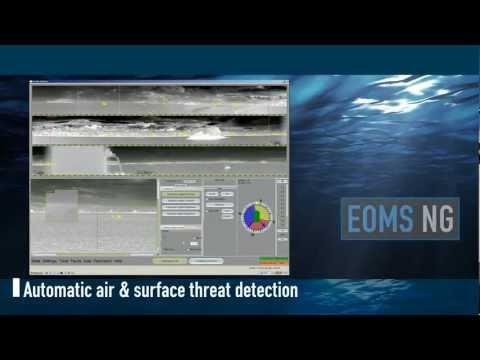 EOMS-NG shipborne optronic systems - SAGEM - Safran