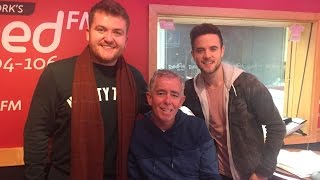 Glenn&Ronan - Come Home | The Neil Prendeville Show
