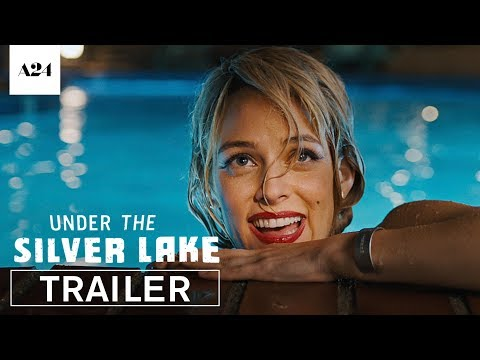 Under the Silver Lake   Official Trailer HD   A24