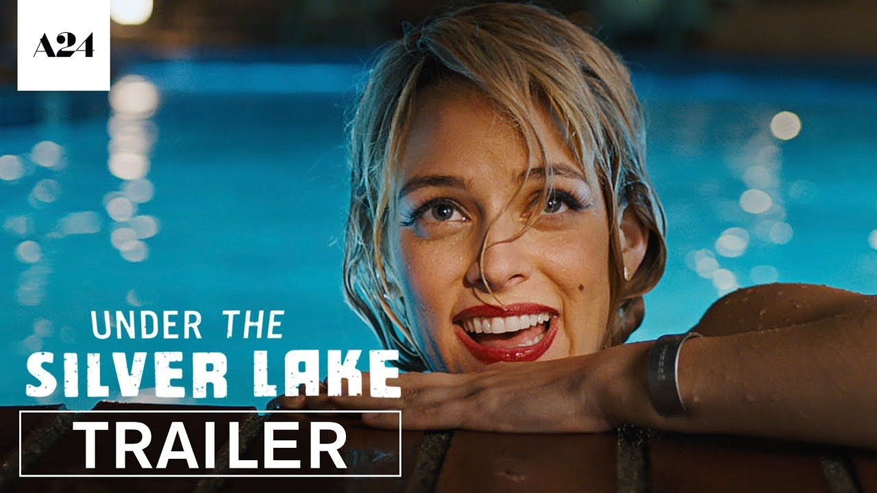 Under the Silver Lake | Official Trailer HD | A24