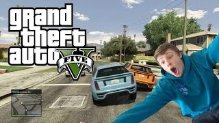 W2S Plays GTA 5 -  MY ANUS!!! - GTA 5 Funny Moments