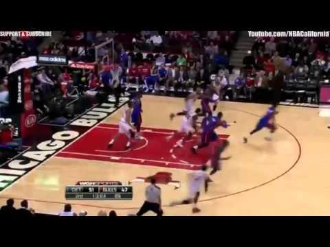 Detroit Pistons vs Chicago Bulls   FULL GAME HIGHLIGHTS   December 7  2013   NBA 2013 14 Season
