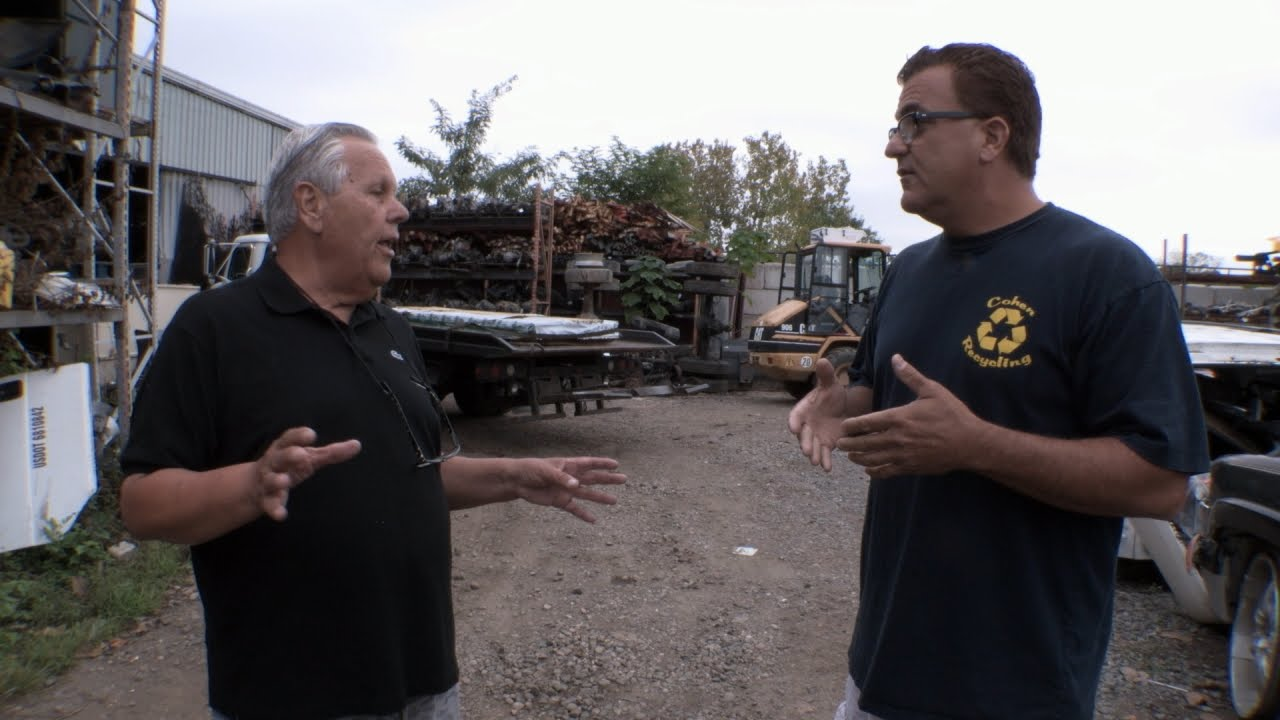a father son business junkyard empire youtube. Black Bedroom Furniture Sets. Home Design Ideas
