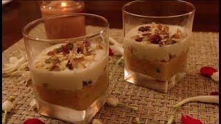 DIWALI SPECIALS | Motichoor &  Rabdi Parfait| Delicious Dessert | Fusion Food | Quick & Easy