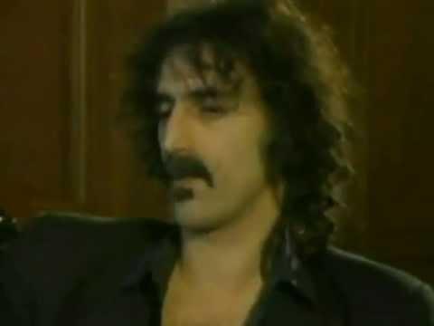 Frank Zappa - Andy Warhol