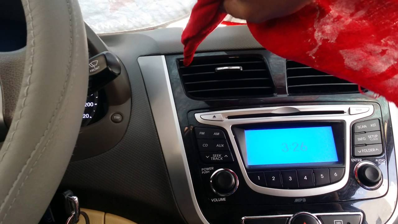 how to steam clean car vents