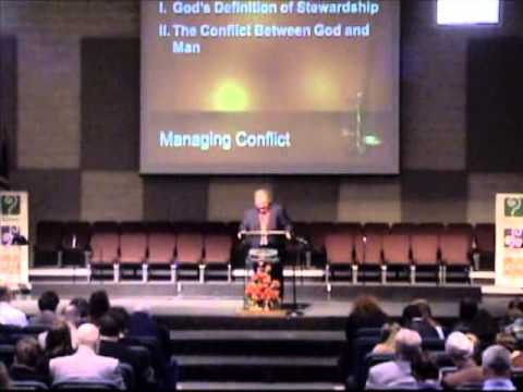 Stewardship:Managing Conflict (Andy Chute, Senior Pastor)
