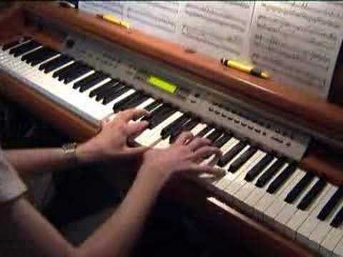Final Fantasy VII  Aeriths Theme Piano Collections