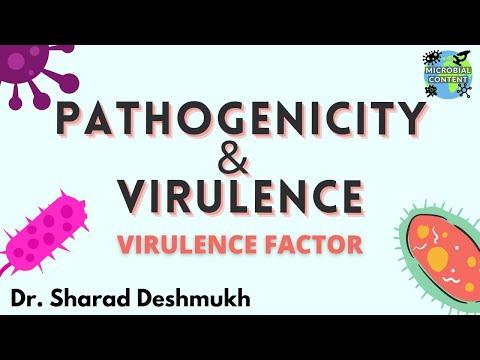 PATHOGENICITY & VIRULENCE I PART-1 I VIRULENCE FACTOR I B.Sc. I M.B.B.S 2 I BDS I MICROBIOLOGY