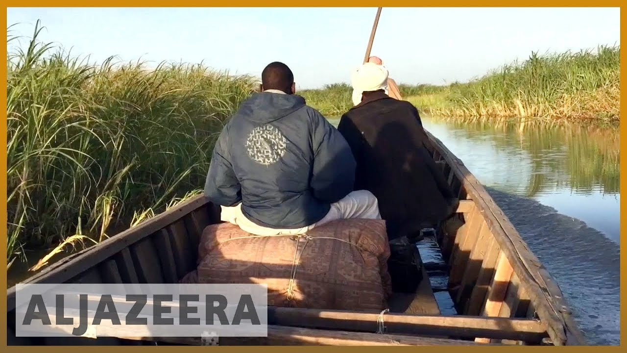 💧 Lake Chad: 'Rate of its shrinking is getting faster' | Al Jazeera English