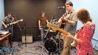 "The Brother Kite - ""Small Sparks"" - LIVE at WBRU"