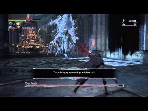 Bloodborne Bloodletter Playthrough Part 1