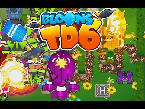 BTD6 GAMEPLAY AND RELEASE DATE - NEW BLOONS, NEW TOWERS + MORE!