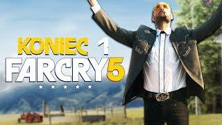 Zagrajmy w FAR CRY 5 PL #27 - KONIEC GRY / ZAKOŃCZENIE 1 - Polski gameplay - 1440p