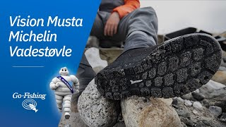 Vision Musta Michelin Wading Boots video