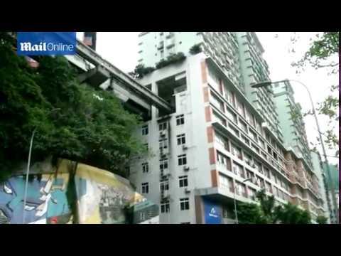 TREN CHONGQING (China)