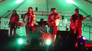 Wagon Wheel: Chardon Polka Band At The World Kielbasa Festival
