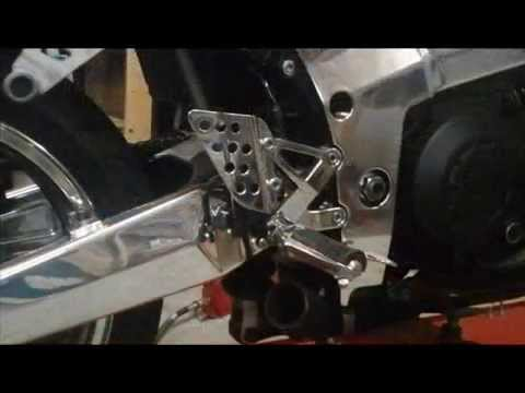 Kawasaki ZX9-r Streetfighter Build.
