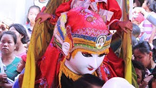 Kungfu Barongsai - Burok PKC Live Pabedilanwetan Pabedilan Cirebon_17-08-2017