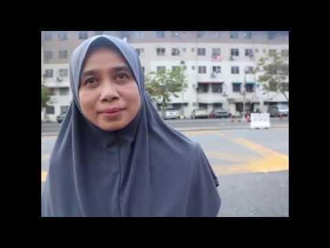 Memang Havoc la Majlis Persaraan Pn. Zainab - Bole Chudiyan