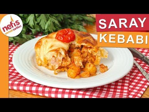 ÇOK BEĞENİ ALAN Tavuklu Saray Kebabı Tarifi - Nefis Yemek Tarifleri