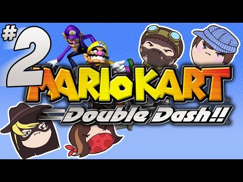 Mario Kart Double Dash!!: To Battle - PART 2 - Steam Rolled