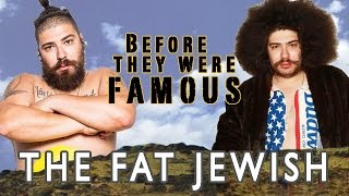 THE FAT JEWISH | Before They Were Famous | Josh Ostrovsky